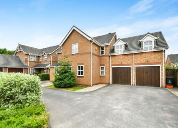 Thumbnail 5 bed detached house for sale in Osterley Road, Haydon Wick, Swindon, Wiltshire