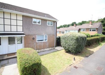 Thumbnail 2 bed semi-detached house for sale in Steepfield, Croesyceiliog, Cwmbran