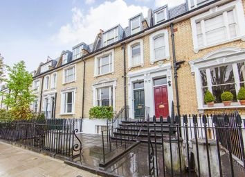 Thumbnail 4 bedroom terraced house for sale in Walham Grove, Fulham, London