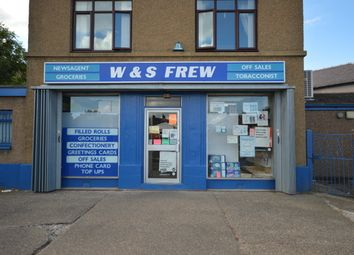 Thumbnail Retail premises for sale in Newhouse Road, Grangemouth