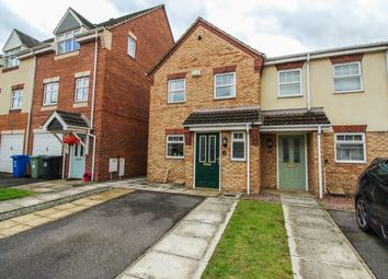 Thumbnail 3 bed end terrace house for sale in Foyers Way, Chesterfield