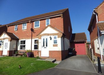 Thumbnail 3 bedroom semi-detached house for sale in Garrett Drive, Bradley Stoke, Bristol