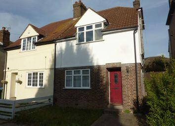 Thumbnail 3 bed semi-detached house to rent in Lannoy Road, London