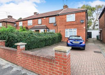 Thumbnail 2 bed end terrace house to rent in Wigton Gardens, Stanmore