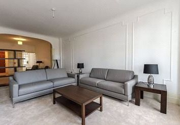 Thumbnail 4 bedroom flat to rent in Strathmore Court, 143 Park Road, London
