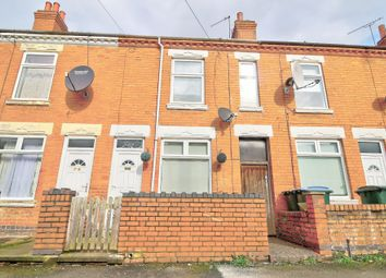 Thumbnail 2 bed terraced house for sale in Hamilton Road, Coventry