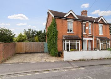 Thumbnail 3 bed semi-detached house for sale in Dene Road, Andover