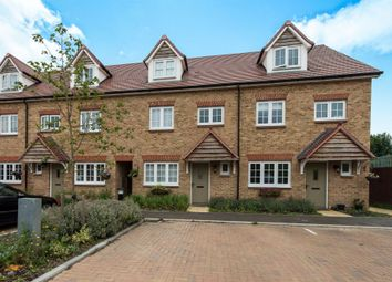 Thumbnail 4 bedroom town house for sale in Papyrus Drive, Sittingbourne