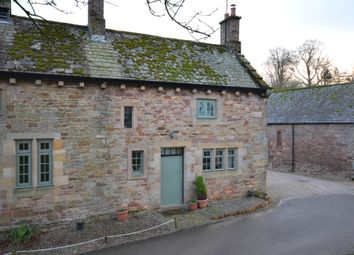 Thumbnail 1 bedroom cottage to rent in Bog Cottage, Naworth Castle Estate, Brampton