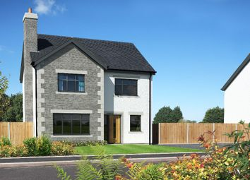 Thumbnail 4 bed detached house for sale in Briarlea Road, Nether Kellet, Carnforth