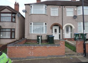 Thumbnail 3 bed end terrace house to rent in Cornelius Street, Cheylesmore, Coventry