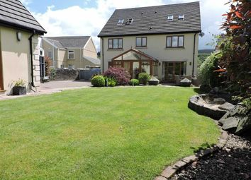 Thumbnail 6 bed detached house for sale in Brecon Road, Ystradgynlais, Swansea