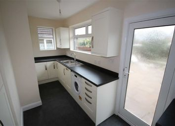 Thumbnail 2 bed semi-detached bungalow to rent in Berkeley Road, Wroughton, Swindon