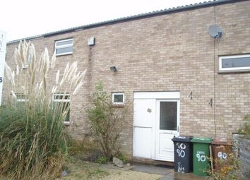 Thumbnail 3 bedroom terraced house to rent in Drayton, Bretton, Peterborough