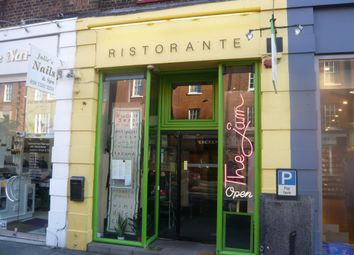 Thumbnail Restaurant/cafe to let in 289A Kings Road, Chelsea