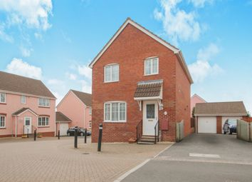 Thumbnail 3 bed detached house for sale in Baileys Gate, Cotford St. Luke, Taunton