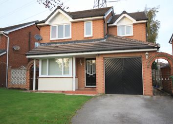 Thumbnail 4 bed detached house to rent in Hollins Beck Close, Kippax, Leeds