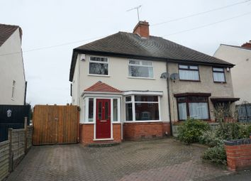 Thumbnail 3 bed semi-detached house for sale in Dudley Wood Road, Dudley