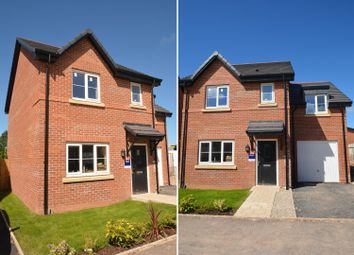 Thumbnail 3 bed semi-detached house for sale in Plot 8, The Sandpipers, Preston New Road, Blackpool