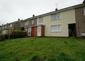 Thumbnail 3 bed terraced house for sale in First Avenue, Clase, Swansea