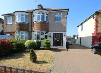 Thumbnail 4 bed semi-detached house for sale in St. James Lane, Dartford, Kent