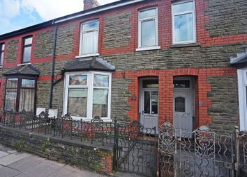 Thumbnail 4 bed terraced house for sale in Cowbridge Road, Pontyclun, Rhondda, Cynon, Taff.