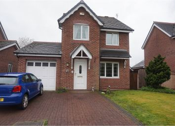 Thumbnail 3 bed detached house for sale in Slaidburn Close, Rochdale