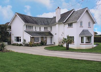 Thumbnail 4 bedroom detached house for sale in Beaufort Close, Langland, Swansea, West Glamorgan.