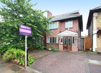 Thumbnail 4 bed semi-detached house for sale in St. Dunstans Ave, Acton