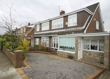 3 bed semi-detached house for sale in Shenton Avenue, St Helens WA11