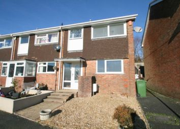 3 bed end terrace house for sale in Mary Dean Avenue, Tamerton Foliot, Plymouth PL5