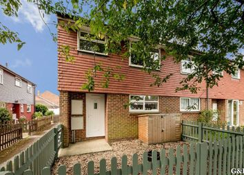 Thumbnail 3 bed end terrace house for sale in Copperfield Close, Ashford, Kent