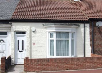 Thumbnail 2 bed cottage to rent in Harlow Street, Sunderland