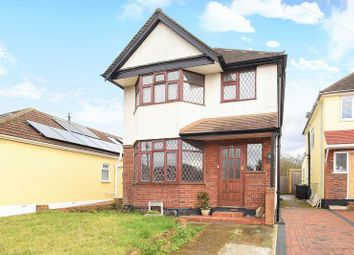 Thumbnail 4 bed detached house for sale in Bolton Road, Chessington