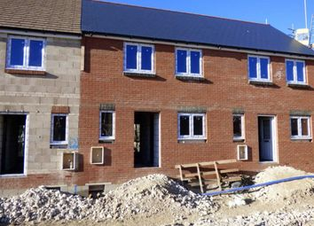 Thumbnail 2 bed terraced house for sale in Curtis Way, Weymouth