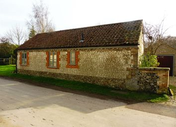 Thumbnail 2 bedroom detached house for sale in Old Severalls Road, Methwold Hythe, Thetford