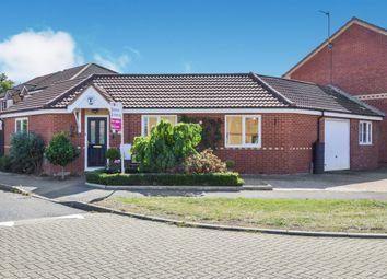Thumbnail 2 bed semi-detached bungalow for sale in Wymondham, Monkston, Milton Keynes