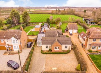 Thumbnail 4 bed detached bungalow for sale in Limpsfield, High Street, Oakley, Bedford