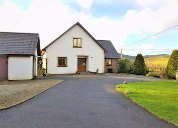 Thumbnail 4 bedroom detached house for sale in Ysbyty Ystwyth, Ystrad Meurig, Ysbyty Ystwyth Ystrad Meurig