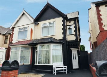 3 bed semi-detached house for sale in Cavendish Road, Bispham, Blackpool, Lancashire FY2