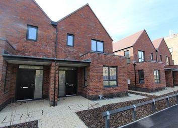 Thumbnail 3 bed semi-detached house for sale in Senliz Road, Alconbury Weald, Huntingdon