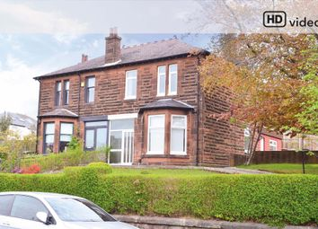 Thumbnail 4 bedroom semi-detached house for sale in Essex Drive, Glasgow