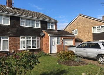 Thumbnail 3 bed property to rent in Hasketon Drive, Luton