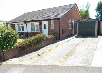 Thumbnail 2 bed semi-detached bungalow for sale in Ellis Street, Crewe, Cheshire