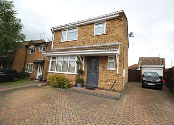 Thumbnail 3 bed detached house for sale in Aintree Close, Bedworth