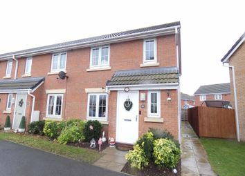 3 bed terraced house for sale in Magnus Court, North Hykeham, Lincoln LN6