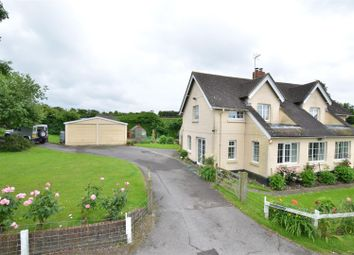 Thumbnail 5 bed equestrian property for sale in Water Lane, Thurnham, Maidstone