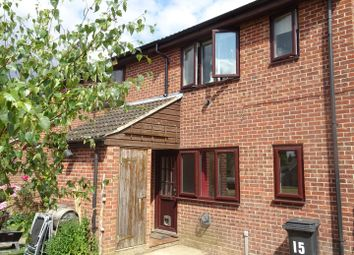Thumbnail 1 bed flat for sale in Paget Close, Needham Market, Ipswich