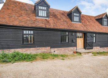 Thumbnail 2 bed detached house to rent in Pye Corner, Gilston, Harlow