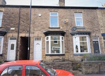 Thumbnail 3 bed terraced house for sale in Kendal Road, Sheffield
